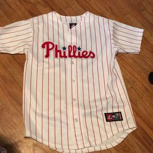 Authentic Papelbon Phillies Jersey